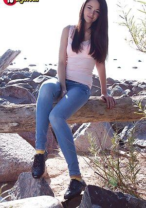 Free Jeans Pics